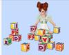 Kids 40% Animated Blocks