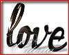 V! Love Plaque
