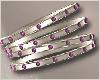SZNS Bracelet Purple L
