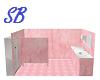 SB* Tatii Pink Bathroom