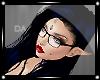 Austina Black Blue