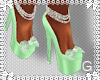 G l Allie Heels Mint