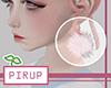  Pi  Pink Earrings