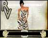 BM Dress Zebra