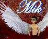 !!Mik!Silver angel wings