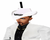 cowboy hat blanco