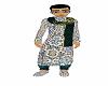 abito arabo uomo