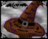 Blk/Orng Purpl Bat Witch