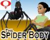 Spider Body -Female v1a