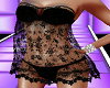 Black Lace Baby Doll