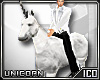 ICO Ridable Unicorn M