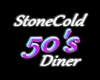 StoneCold 50's Diner