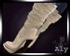 *AC* Cream Boots