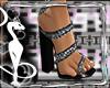 Shoes Snake Sliver