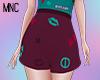 MNC Never Basic Shorts
