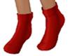 Thing 1/Thing 2 socks