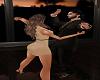 Couple Happy Dance