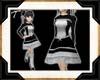 [T] ADDISON Ivory Dress
