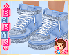 ! Kids Blue Shoes *
