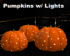 H/Pumpkins w/ lights