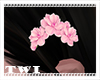 Kawaii Hair Flower Pink