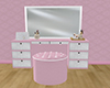 Vanity Pink/White