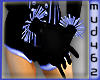 Gloves - Blue Thangs