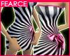 F! - Pink Zebra