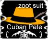 Cuban Pete Zoot Hat