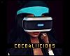 VR Gamer-Blue