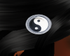Chaos/Yin Yang Hair Clip
