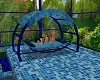 BLUE FAMILY PATIO BED