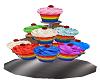 Cupcake stand cc