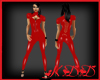 KyD Red Sass PVC BdSt