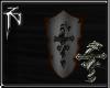 Iron Cross Shield Art