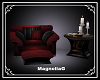 ~MG~ Crimson Chair