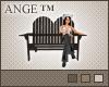 Ange™ Darkwood Bench