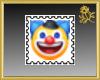 Clown Stamp