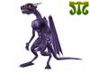 Pen Dragon (Purple)