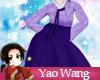 Purple Hanbok