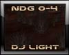 DJ Night Desert Grass