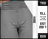 ♔ Grey Leggings RLL