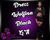 Dress Wolfina Black GA