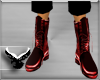 (ES) Red Dude Boots