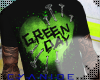-C-GreenDay +Tattoo Tee