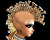 Gold Brass  Mohawk