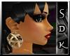 #SDK# Genesa Earrings
