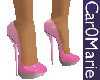 CM! Sweet Sue pink shoes