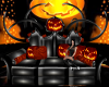 Halloween Chaise Couch