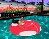 *BK*Flamingo Float 2